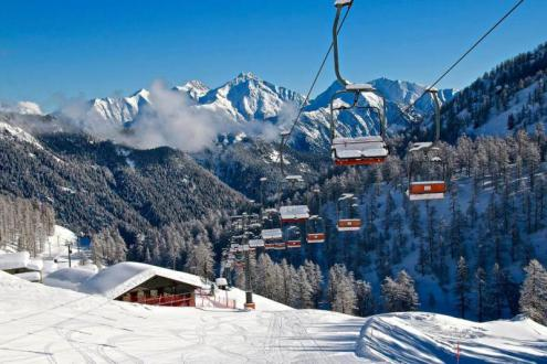 Monterosa Ski, Italy - Weather to ski - Top 5 early season ski resorts in Italy