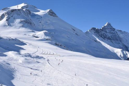 Grande Motte glacier, Tignes, France – Weather to ski – Today in the Alps, 17 October 2020