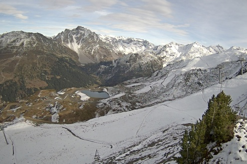 Méribel, France – Weather to ski – Today in the Alps, 20 October 2020
