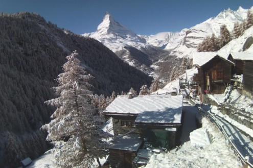 Zermatt, Switzerland – Weather to ski – Today in the Alps, 27 October 2020