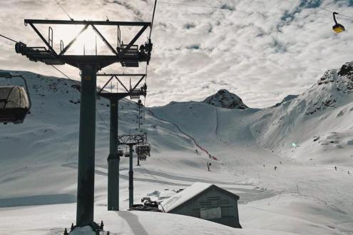 Diavolezza glacier, Switzerland – Weather to ski – Today in the Alps, 30 October 2020