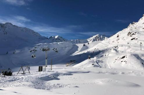 Kaunertal, Austria – Weather to ski – Today in the Alps, 31 October 2020