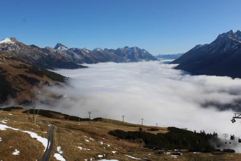 St Anton, Austria – Weather to ski – Today in the Alps, 6 November 2020