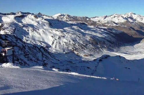 Val Senales, Italy – Weather to ski – Today in the Alps, 7 November 2020