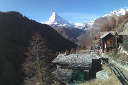 Zermatt, Switzerland – Weather to ski – Today in the Alps, 8 November 2020