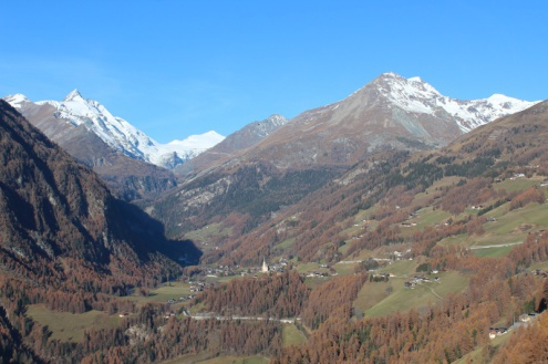 Grossglockner, Heiligenblut, Austria – Weather to ski – Today in the Alps, 13 November 2020