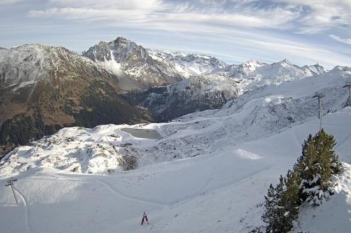 Méribel, France – Weather to ski – Today in the Alps, 17 November 2020