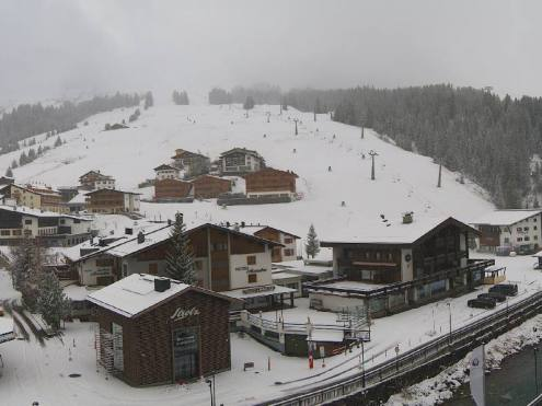 Lech, Austria – Weather to ski – Today in the Alps, 20 November 2020