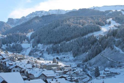 Val Gardena, Italy – Weather to ski – Today in the Alps, 20 November 2020