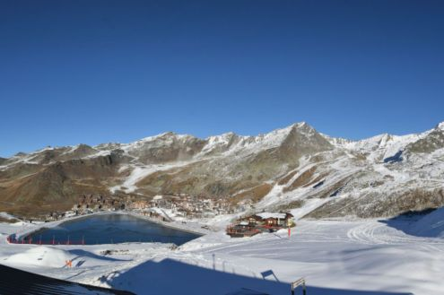 Val Thorens, France – Weather to ski – Today in the Alps, 22 November 2020