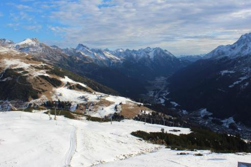 St Anton, Austria – Weather to ski – Today in the Alps, 23 November 2020