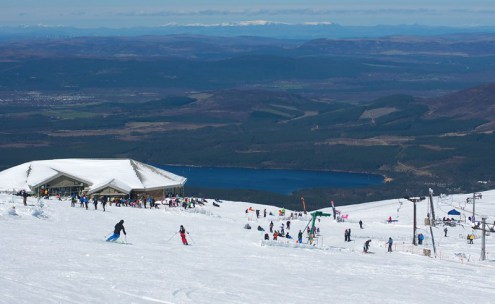 Cairngorm, Scotland - Weather to ski - Our complete guide to weather & snow conditions in Scotland