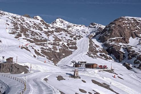 Alpe d'Huez, France – Weather to ski – Today in the Alps, 26 November 2020
