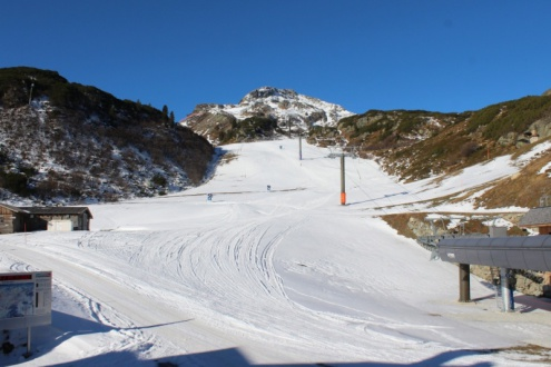 Obertauern, Austria – Weather to ski – Today in the Alps, 27 November 2020