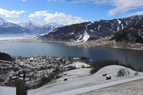 Zell-am-See, Austria – Weather to ski – Today in the Alps, 4 December 2020