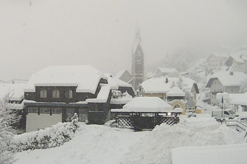 Berg-am-Drautal, Carinthia, Austria – Weather to ski – Today in the Alps, 9 December 2020