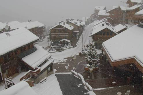 Méribel, France – Weather to ski – Today in the Alps, 12 December 2020