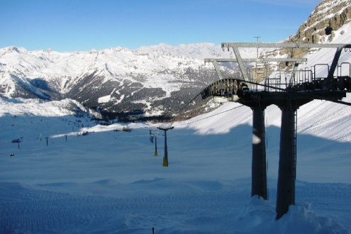 Madonna di Campiglio, Italy – Weather to ski – Today in the Alps, 17 December 2020