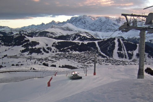 Les Saisies, France – Weather to ski – Today in the Alps, 19 December 2020