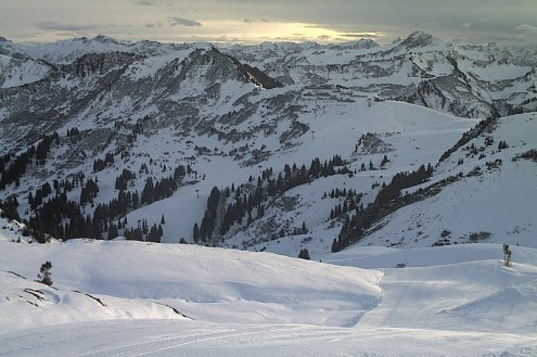 Mellau, Austria – Weather to ski – Today in the Alps, 20 December 2020