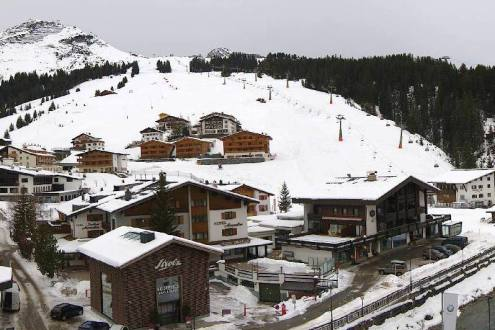Lech, Austria – Weather to ski – Today in the Alps, 21 December 2020