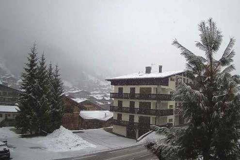 Les Gets, France – Weather to ski – Today in the Alps, 24 December 2020