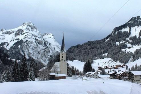 Schröcken, Austria – Weather to ski – Today in the Alps, 27 December 2020