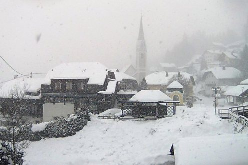 Berg-am-Drautal, Austria – Weather to ski – Today in the Alps, 28 December 2020
