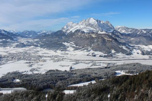 Wilder Kaiser, Austria – Weather to ski – Today in the Alps, 29 December 2020