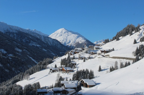 St Veit in Defereggen, Austria – Weather to ski – Today in the Alps, 4 January 2021