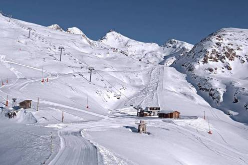 Alpe d'Huez, France – Weather to ski – Today in the Alps, 8 January 2021