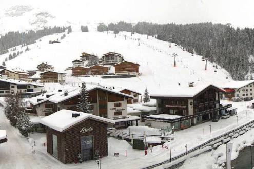 Lech, Austria – Weather to ski – Today in the Alps, 13 January 2021