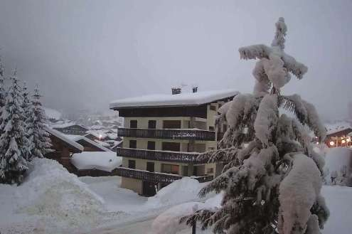 Les Gets, France – Weather to ski – Today in the Alps, 15 January 2021