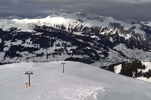 Adelboden, Switzerland – Weather to ski – Today in the Alps, 21 January 2021
