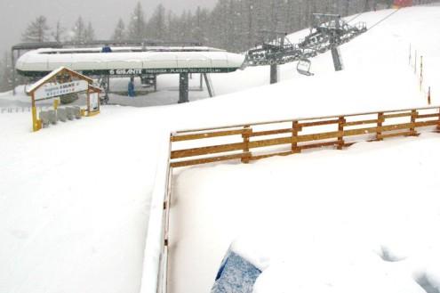 Bardonecchia, Italy – Weather to ski – Today in the Alps, 22 January 2021