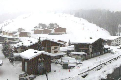 Lech, Austria – Weather to ski – Today in the Alps, 25 January 2021