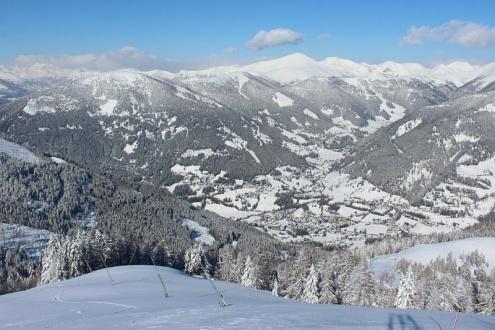 Bad Kleinkirchheim, Austria – Weather to ski – Today in the Alps, 11 February 2020