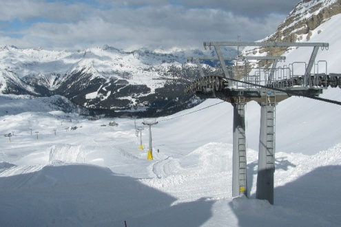 Madonna di Campiglio, Italy – Weather to ski – Today in the Alps, 16 February 2021