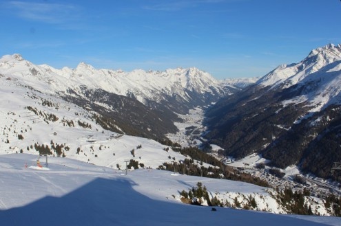 St Anton, Austria – Weather to ski – Today in the Alps, 20 February 2021
