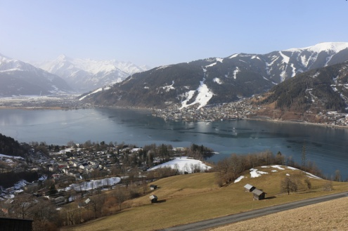 Zell-am-See, Austria – Weather to ski – Today in the Alps, 24 February 2021