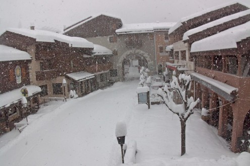 Valmorel, France – Weather to ski – Today in the Alps, 15 March 2021