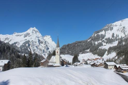 Schröcken, Austria – Weather to ski – Today in the Alps, 23 March 2021