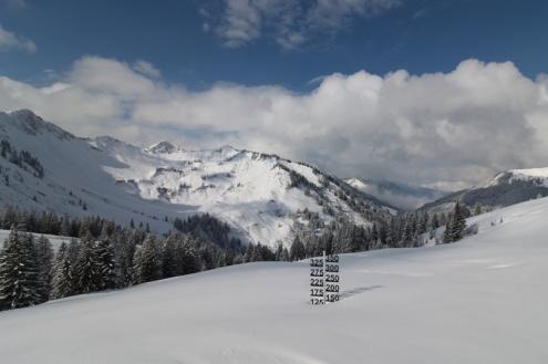 Furkajoch, Austria – Weather to ski – Today in the Alps, 13 April 2021