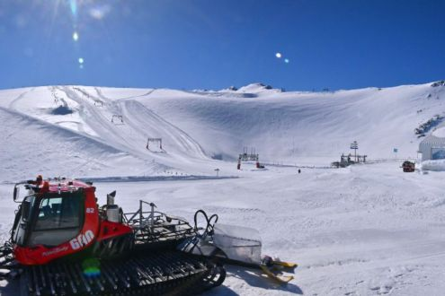 Les 2 Alpes, France – Weather to ski – Today in the Alps, 27 May 2021