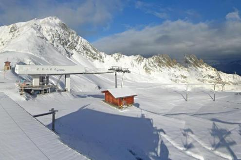 Les Arcs, France – Weather to ski – Today in the Alps, 20 September 2021