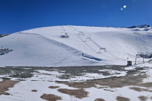 Les 2 Alpes, France – Weather to ski – Today in the Alps, 29 September 2021