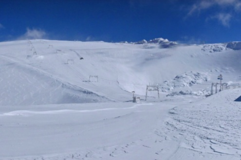 Les 2 Alpes, France – Weather to ski – Today in the Alps, 6 October 2021